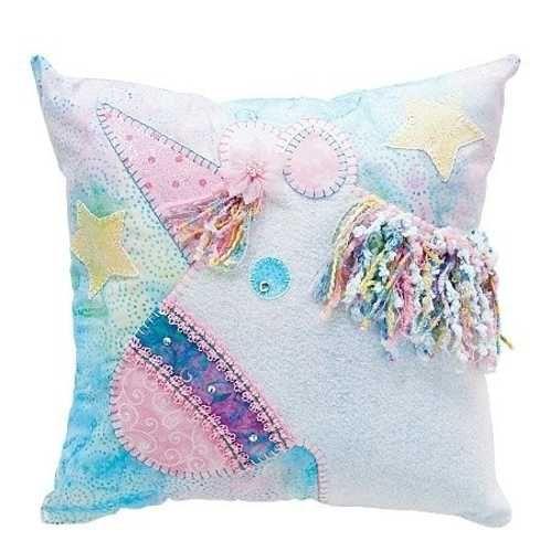 handmade fabric applique ideas