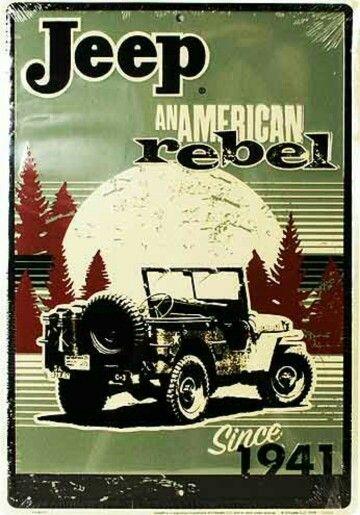 Jeep Rebel