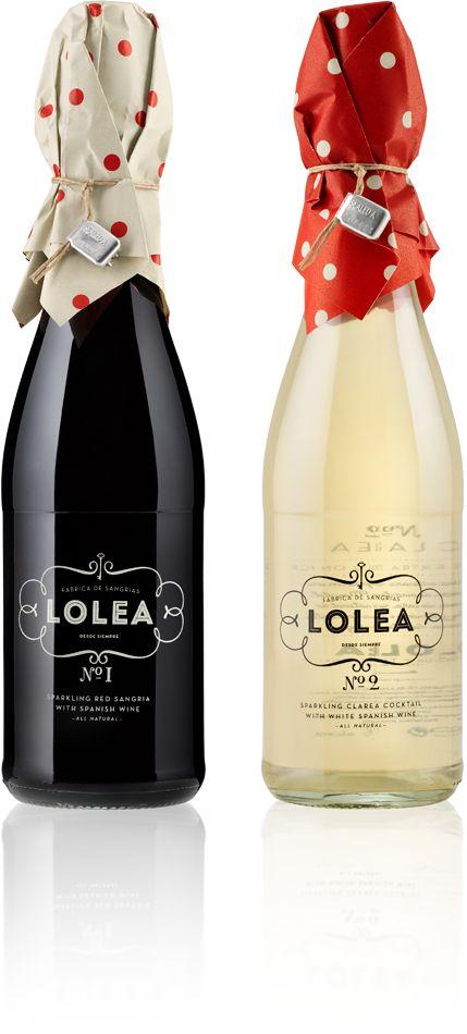 sangria lolea wine / vinho / vino mxm #vinosmaximum