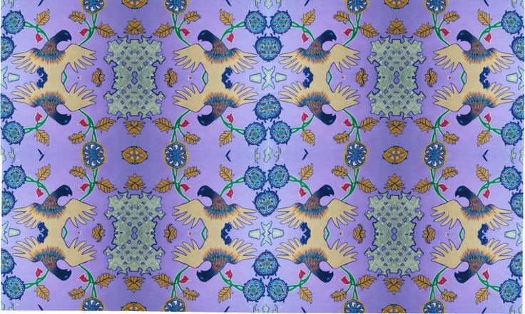 Wallpaper / fabricdesign