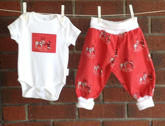 Christmas baby boy clothes unisex christmas by TwoBlackRabbits