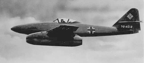 Messerschmitt Me-262 Stormbirds