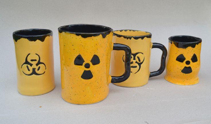 Ceramiczne kubki #postapo