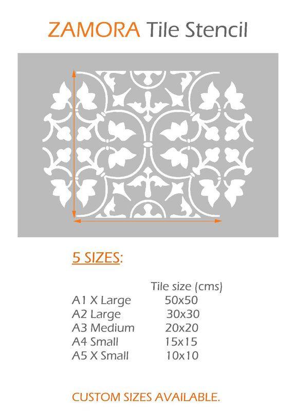 Las 25 mejores ideas sobre azulejos marroqu es en - Dimensiones baldosas ...