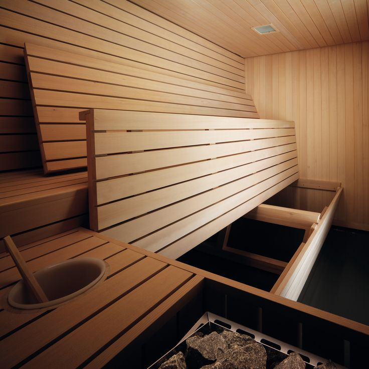 #Effegibi #Gym 250 #Bio-Sauna BI 60 25 0004 | on #bathroom39.com | #hammam #sauna #spa #design