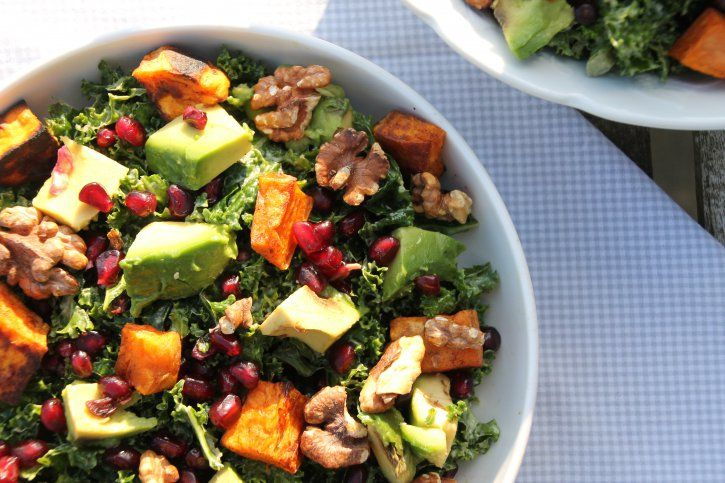 Perfect Kale Salad & Recipe Video