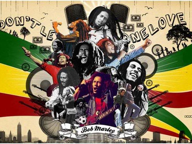 100 Fondos y Imagenes Rastas, Reggae, Bob Marley [+ yapa] - Taringa!