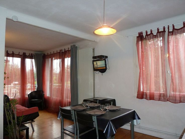 Location vacances appartement Annecy: Pièce de vie
