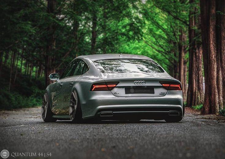 Audi A7 Tuning 2 Tuning Audi Pinterest