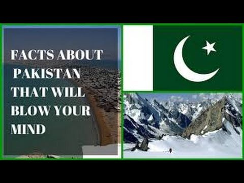 Facts About Pakistan #3 || Information about Pakistan by Made in Pakistan