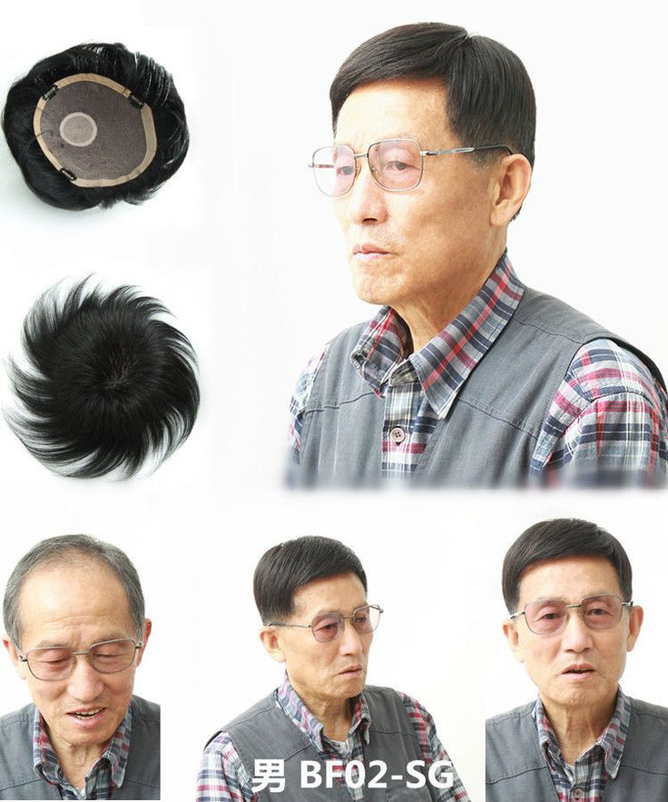 """3# Swiss Lace 100% Human Hair Hair Replacement Systems Men Toupee Hairpiece 6"""""""