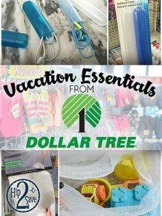 16 Brilliant Dollar Tree Items to Buy for Your Next Vacation