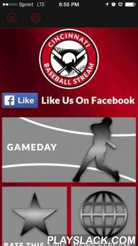 Cincinnati Baseball STREAM  Android App - playslack.com , Cincinnati Reds fans! If you want to latest and greatest way to keep up with your favorite team, then check out the Cincinnati Baseball STREAM!! Get news, scores, standings, videos and more regarding your beloved Cincinnati Reds.We have also put in a fall wall, chat and other features that you will love! Looking for Wallpapers? We have even made it so you can download and install Cincinnati Reds wallpapers straight to your phone! Even…