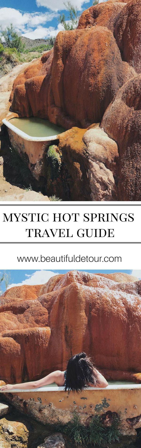 MYSTIC HOT SPRINGS TRAVEL GUIDE