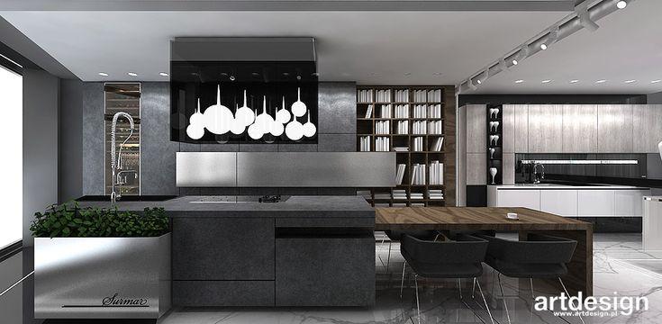 Salon sprzedaży   SURMAR   Projektowanie kuchni