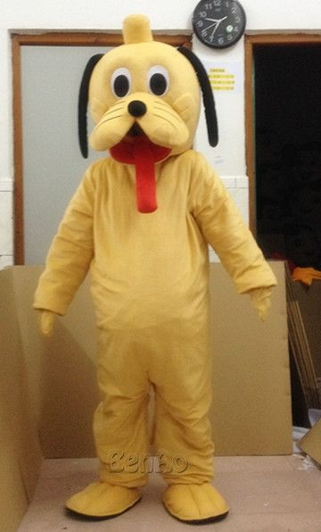 168.00$  Watch here - http://alithe.worldwells.pw/go.php?t=32775353956 - MC10 Hoge kwaliteit Dog Mascotte Kostuum Cartoon Mascotte Kostuum Karakter Kostuum Gratis Verzending 168.00$