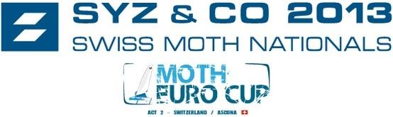 Le saviez-vous ? Le SYZ & CO 2013 Swiss Moth Nationals est intégré dans l'EuroCup, qui compte six rencontres entre l'Autriche, la Suisse, la Grande-Bretagne, l'Allemagne, le Danemark et l'Italie. La prochaine rencontre de l'EuroCup aura lieu fin juin à Weymouth sur le plan d'eau des derniers Jeux Olympiques.