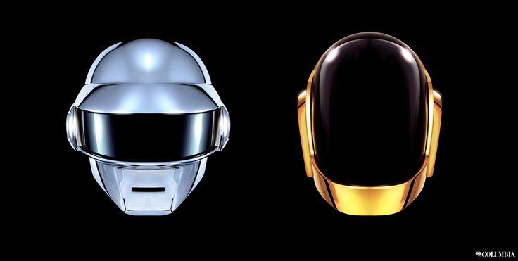 daft punk helmets - Google Search