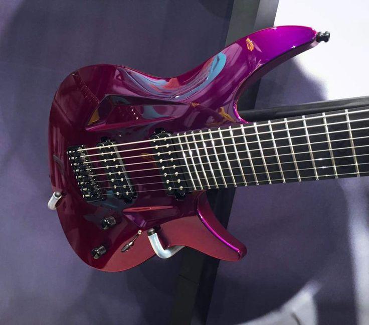 Aristides 080s Purple/Red Chameleon