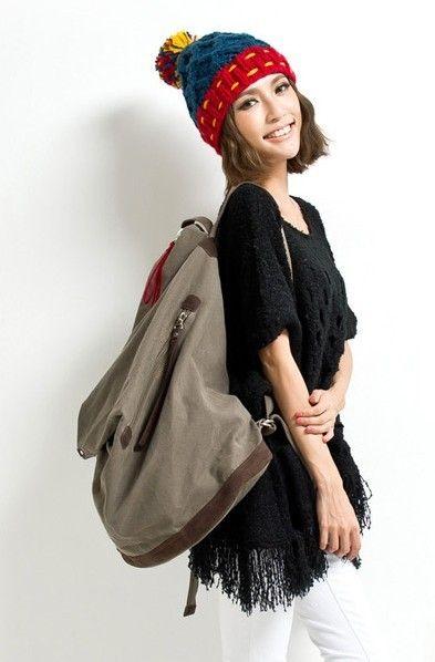 coffee Ladies backpack