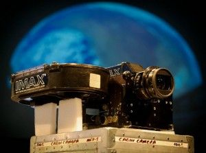 IMAX cameras are used to improve what can be recorded in space over most ordinary or low power cameras.  (Stromberg J, 2012)