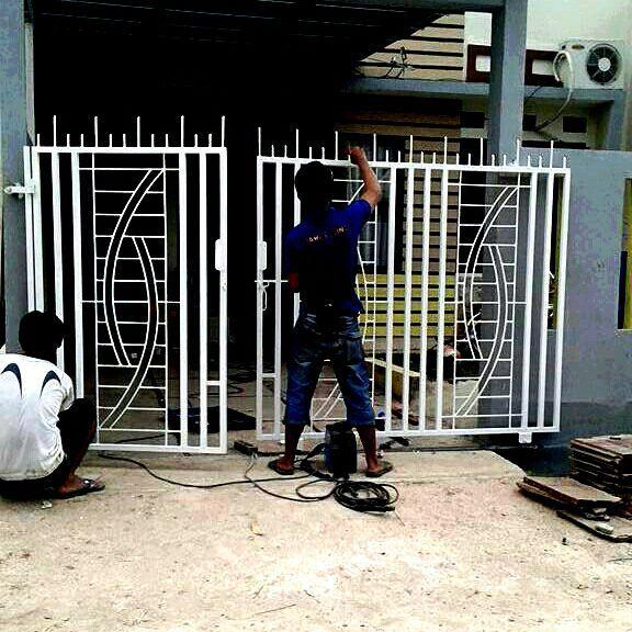 Pintu Minimalis Rp.450.000/m2