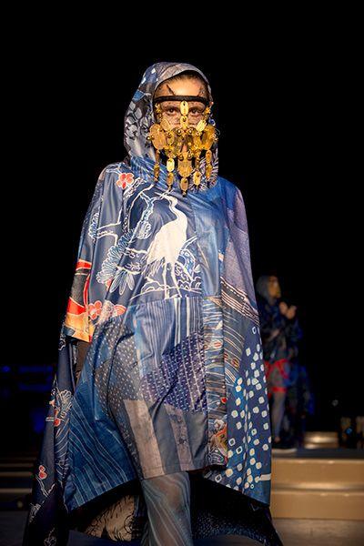 山本寛斎さんが手掛ける6月のファッションショーにプリンタが活用されてるって本当?