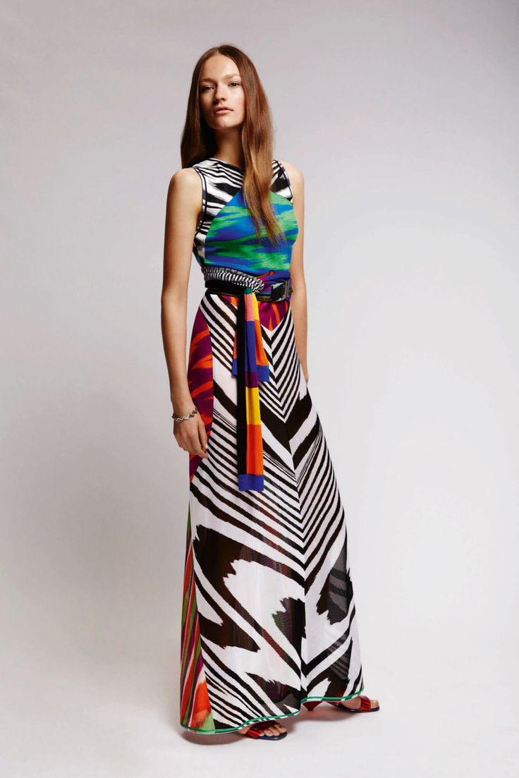 Missoni Resort 2016 Fashion Show