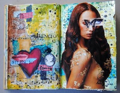 Art Journal: Art Journals, Mixed Media, Journaling Smash Book, Craft Projectss, Art Journaling Smash