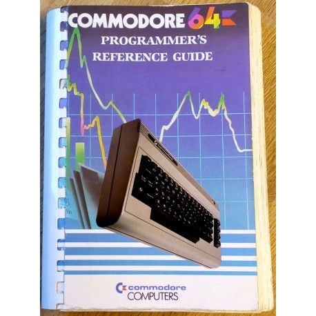 Commmodore 64 - Programmer's Reference Guide