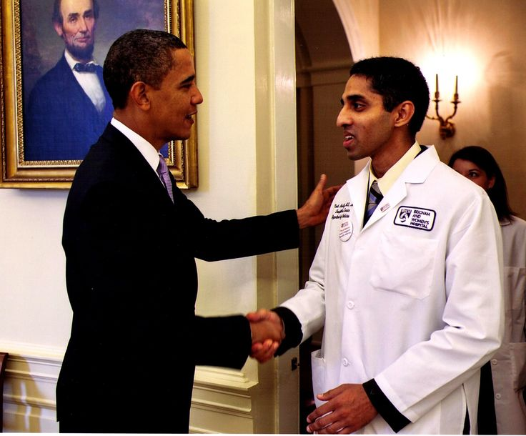 American Vivek Murthy to be youngest Surgeon General US