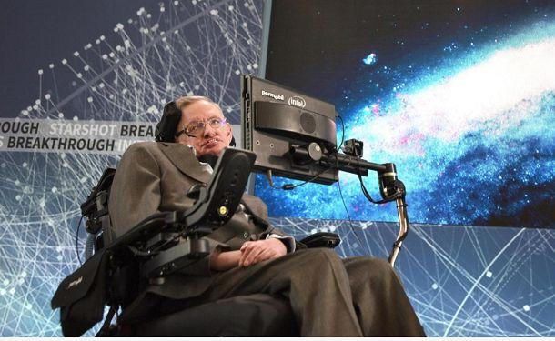 """Medyascope ///  Stephen Hawking: """"Birleşik Krallık seçimlerinde oyumu İşçi Partisi'ne vereceğim"""""""