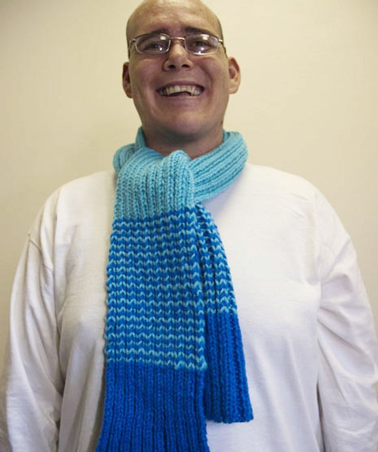 Free Knitting Pattern Vertical Stripe Scarf : 17 Best images about Charity on Pinterest Patterns, Striped scarves and Rib...