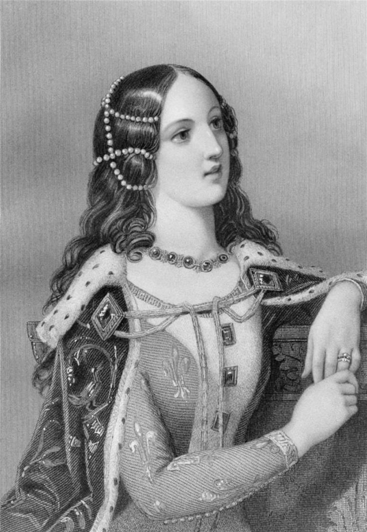 Isabella of Valois (November 9, 1389 – September 13, 1410), second wife of Richard II