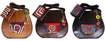 Plateia.co #ValoralaIdentidad #PlateiaColombia #Colombia #artesania #handicraft Resultado de imagen para artesanias de colombia bolsos