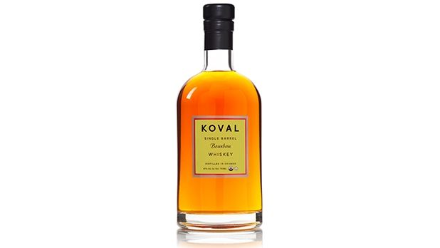 Koval Single Barrel Bourbon Whiskey (Chicago, Ill.): 10 Great Bourbons Distilled Outside of Kentucky - MensJournal.com
