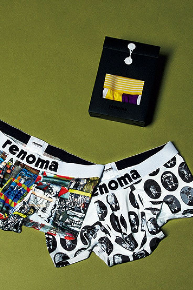 Hooked On 今月の物欲オールスターズ  PICTURE THIS! RENOMA UNDERWEAR 伝説の仏ブランドが贈る芸術的なアンダーウェア  http://gqjapan.jp/fashion/wardrobe/20161129/hooked-on-163#pages/1