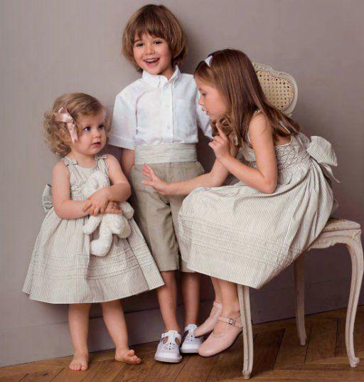 Tenue cortège Cyrillus pour enfants d'honneur - Robes de mariée et beauté - Touslesmariages.com