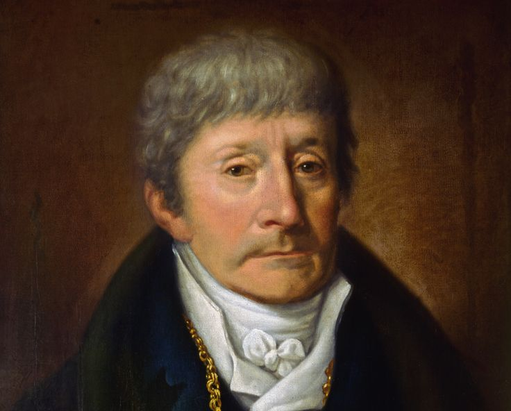 Antonio Salieri (18/08/1750 - 07/05/1825)