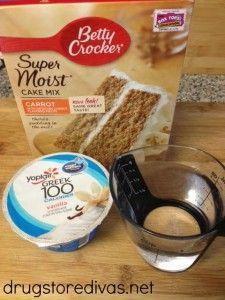 ** Carrot Cake Weight Watchers Muffins (1 Factors Plus Worth) - Drugstore Divas