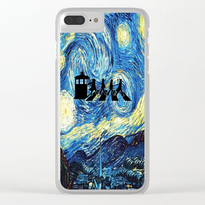 Our Super Slim Clear Iphone Cases Bring A Totally Different Look To Your Tech All Clear Cases Feature Designs That Are Heat Printed On A Transparent Frosted S