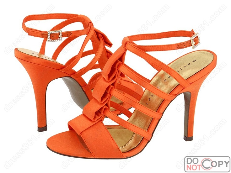 Orange Wedding Shoes Wedding Shoes Wedding Ideas And Inspirations