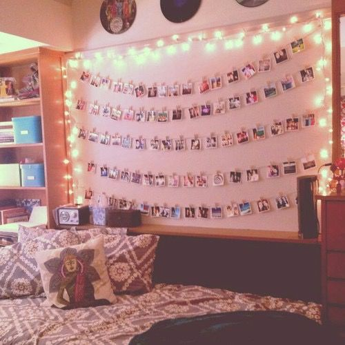 Bedroom decoration for teenagers