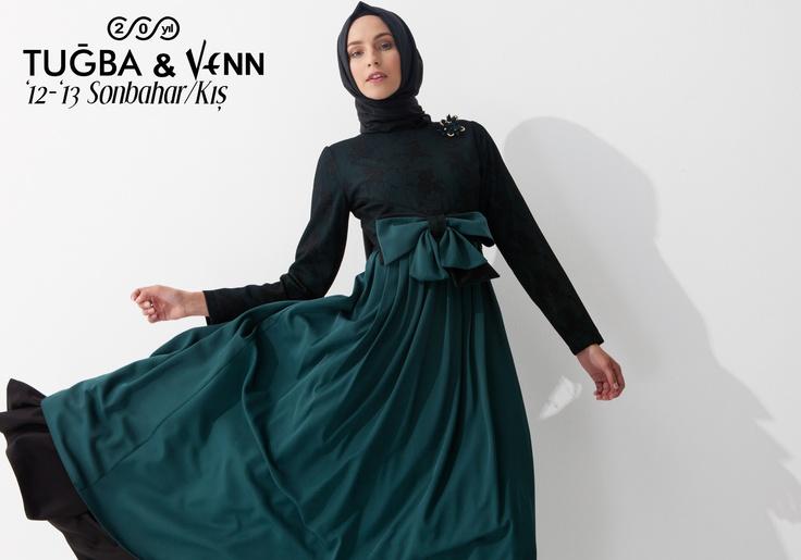 Tuğba & Venn '12-'13 Sonbahar/ Kış. Hijab.