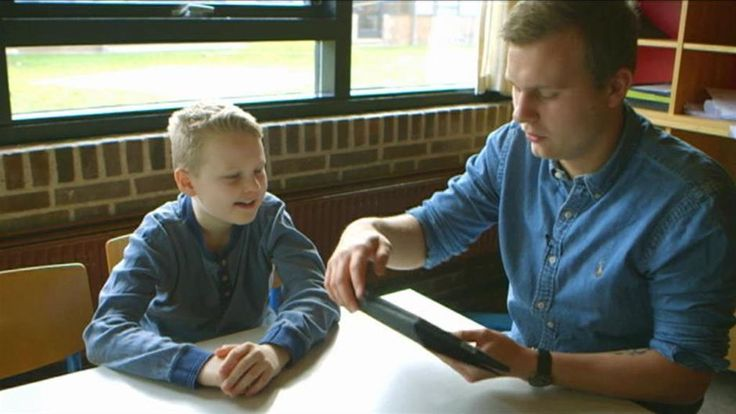 Kortfilmsdokumentar om 3 autistiske børn