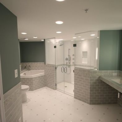 Great Accessible Bathroom Design