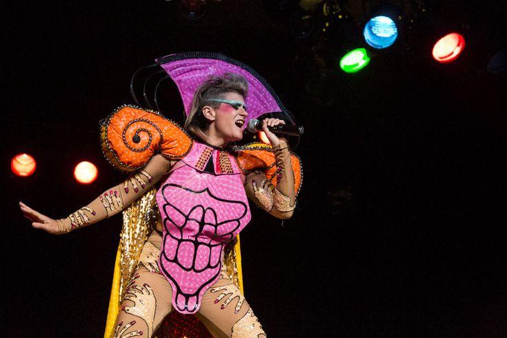 peaches musician costume - Google Search
