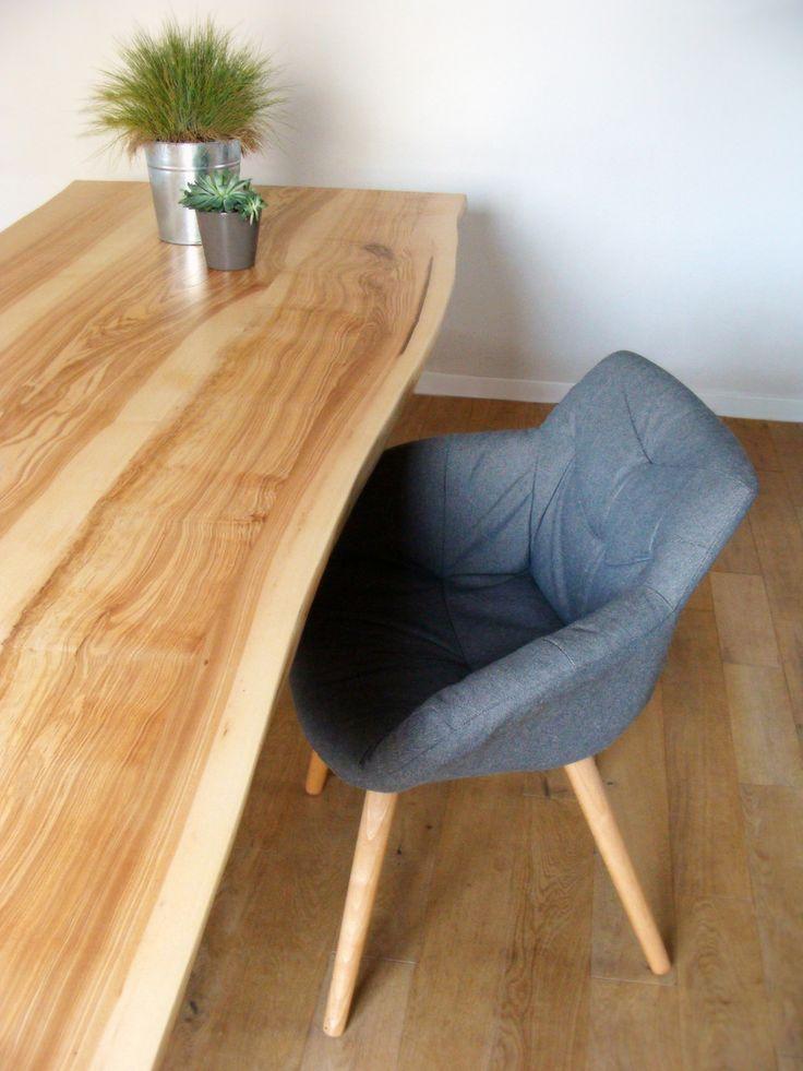 table repas AUBIER - ARTMETA / Mobilier sur mesure