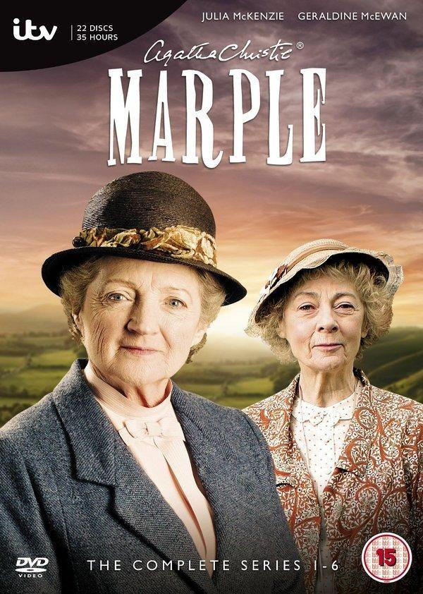 Agatha Christie's Marple (TV Series 2004- ????)