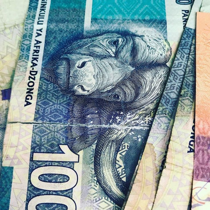 Drew money from @fnbsa ATM for painter on Saturday. Got a note torn in half mended with sellotape!